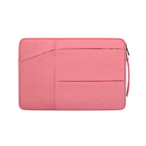 Laptop Bag for MacBook Air Pro Retina 13.3/14/15/15.6 16 inch Laptop Sleeve Case PC Tablet Case Cover for Xiaomi-Pink_14-15 inch
