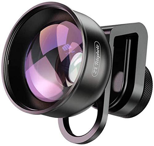 Apexel HD Camera Lens 2x Teleobjektiv für iPhone X / 8 / 8plus Samsung Galaxy S9 / S9 sowie iPad und die meisten Smartphones