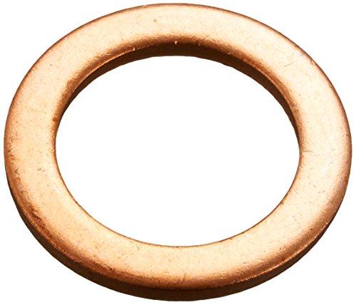 アクティブ(ACTIVE) クラッシュワッシャー 銅 [内径10mm] 10枚入リ 20998010