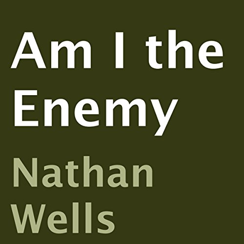 Am I the Enemy audiobook cover art