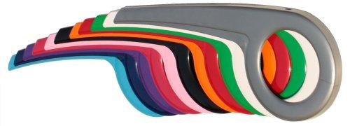 DEKAFORM Fahrradkettenschutz Easy Line 180-3 für 36/38 Zähne * hellblau