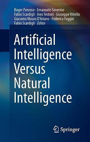 Artificial Intelligence Versus Natural Intelligence
