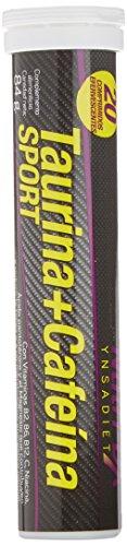 Nutri-Dx Efervescente Taurina + Cafeína - 20 Comprimidos