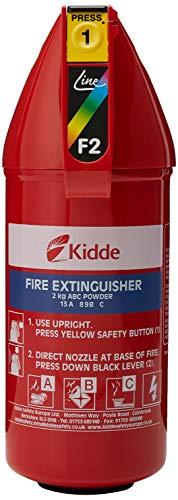 Kidde KSF2GM Easi-Action Home Fire Extinguisher 2kg