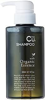 頭皮ケアに!チャップアップ(CHAPUP) CUシャンプー1本【男性 女性 男女兼用】(スカルプケア・ノンシリコン・オーガニック・アミノ酸系) 年中 ギフトラッピング 対応可能