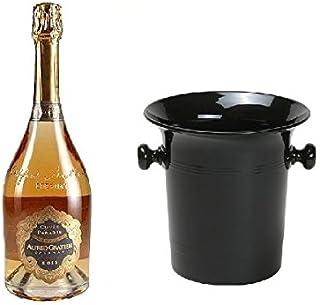 Alfred Gratien Cuvée Paradis Rosé in Kühler schwarz 12% 0,75l Flasche