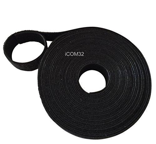 VELCRO® marca CIERRE ADHESIVO Cable amarra ajustable ROLLOS espalda en la parte...
