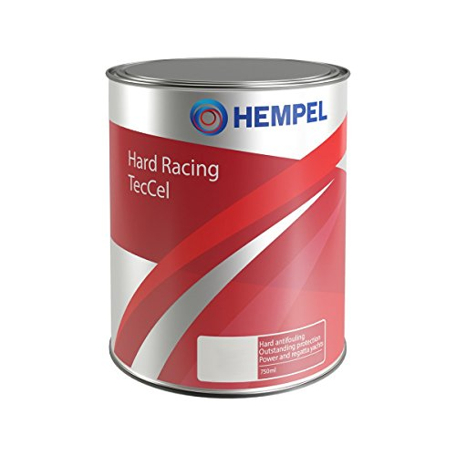 Hempel Hard Racing TecCel Antifouling - schwarz, 750ml
