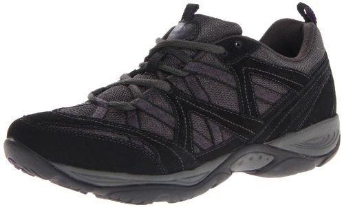 Easy Spirit Women's Exploremap Walking Shoe,Black,8 M US