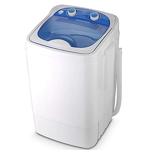 CLING Mini Lavadora portátil Máquinas de lavandería compactas Diseño Duradero Ahorro de energía, Controlador Giratorio y Lavadora centrifugadora