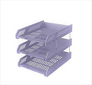 Document Tray 3-Layer A4 - حامل اوراق A4