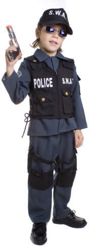Kid police uniforms