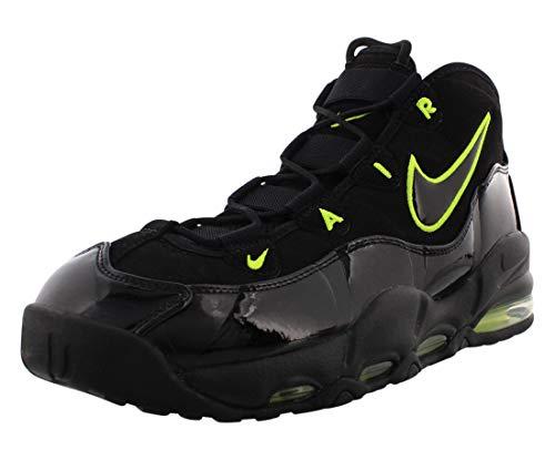 Nike Air MAX Uptempo '95, Zapatillas de bsquetbol Hombre, Negro (Black Volt), 46 EU