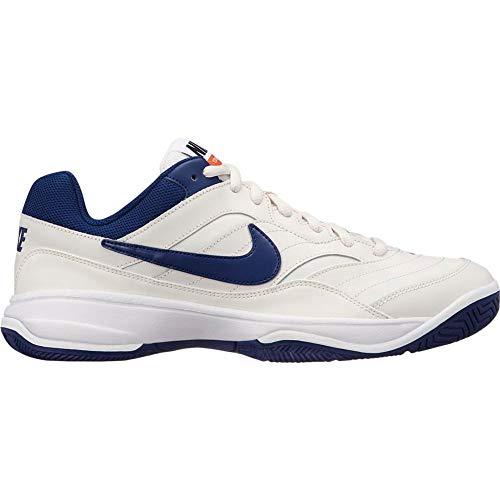 Nike Men's Tennis Shoes , Multicoloured Phantom Blue Void Sail Black 7 , 9.5 US