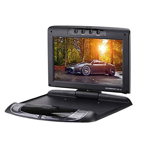 Monitor de DVD para coche Monitor de coche Pantalla de vídeo multimedia para vehículos ultrafinos portátiles de 9 pulgadas