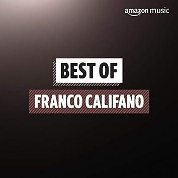 Best of Franco Califano