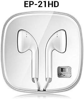 سماعات أذن وسماعات الرأس - صوت ستيريو لسماعة الأذن MEIZU EP21HD ep21 HIFI الأصلي مع جهاز التحكم في مستوى الصوت لميزو لجهاز...