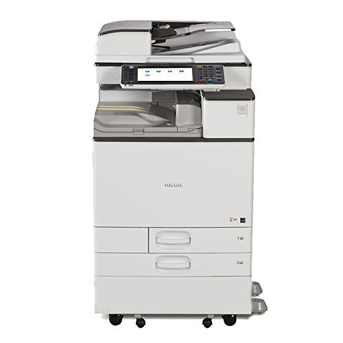 Lowest Prices! Renewed Ricoh Aficio MP C5503 Color Multifunction Copier - A3, 55 ppm, Copy, Print, S...