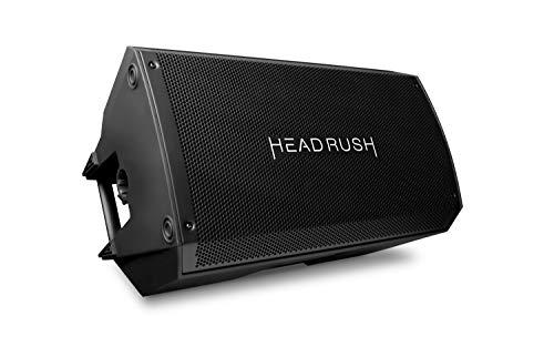 HeadRush FRFR-112 – Monitor activo de Guitarra con amplificador de 2000 W de potencia, 12 pulgadas/2 vías, Rango Completo y Respuesta Plana para modelar efectos de guitarra y procesar amplificaciones