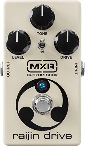 MXR Custom Shop CSP 037 - Raijin Drive · Pedal guitarra eléctrica