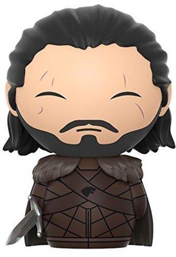 Game of Thrones Figura de Vinilo Jon Snow, colección Dorbz (Funko 14220)