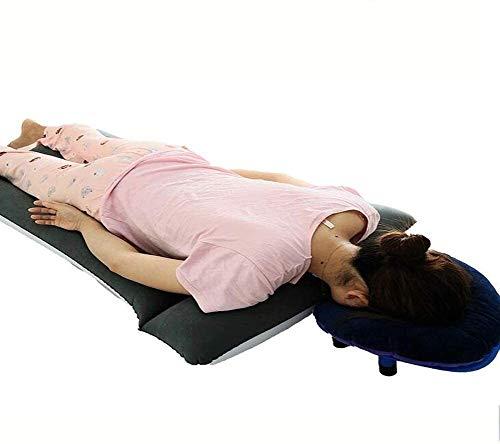 WKDZ Performance Entlastung von Face Down-Kissen für Post-Vitrektomie, zur Verwendung nach dem Augenchirurgie - Schlaf-Gesichtskissen für Sleeping & Back-Unterstützung - entfernbare Bucht 1218
