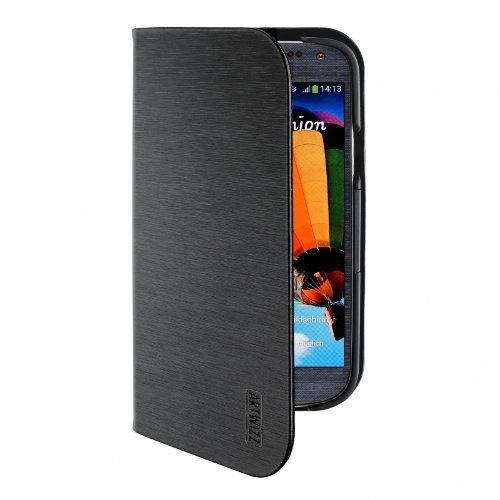 Artwizz FolioJacket Handyhülle für Galaxy S4 mini - Schutzhülle im modernen Design mit Standfunktion, Magnetverschluss - Designed in Berlin
