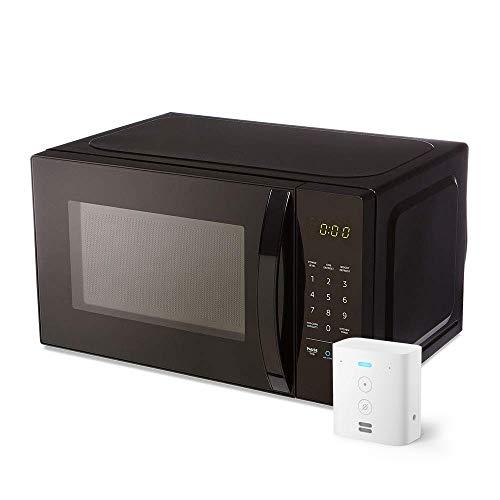 AmazonBasics Microwave with Echo Flex