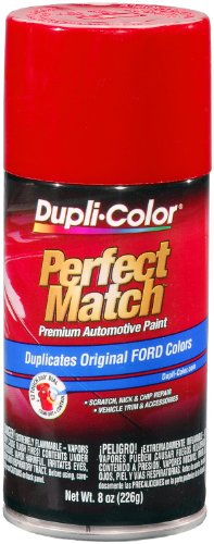 Dupli-Color BFM0306 Cardinal Red Ford Exact-Match Automotive Paint - 8 oz. Aerosol