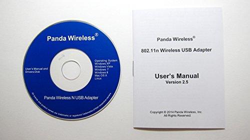 Panda Wireless PAU06 300Mbps 2