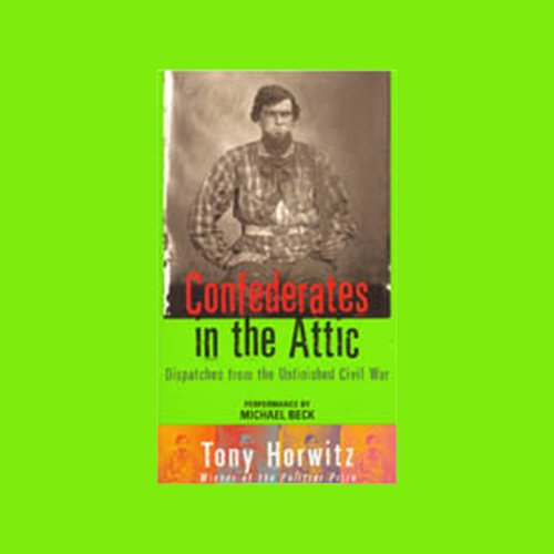 Confederates in the Attic audiobook cover art
