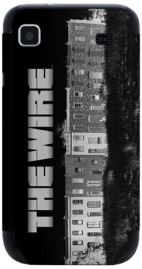 MusicSkins The Wire And All The Pieces Matter - Skin para Samsung Galaxy S International (GT-I9000)