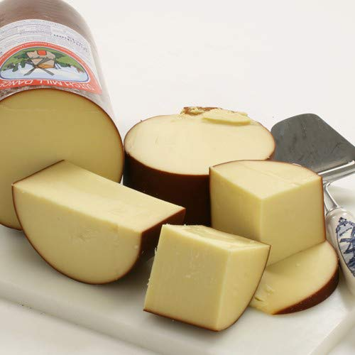 Packaged Gouda Cheeses