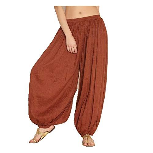 U/A Urban Leisure Pantalones rectos de gasa para mujer