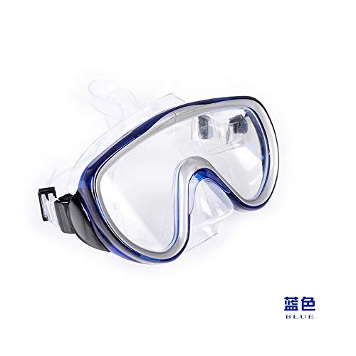 Duiken zwembril duikmasker volwassen oversized frame snorkelen spiegel duiken zwembril