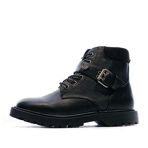 Kaporal Boots Noir Femme Toscane