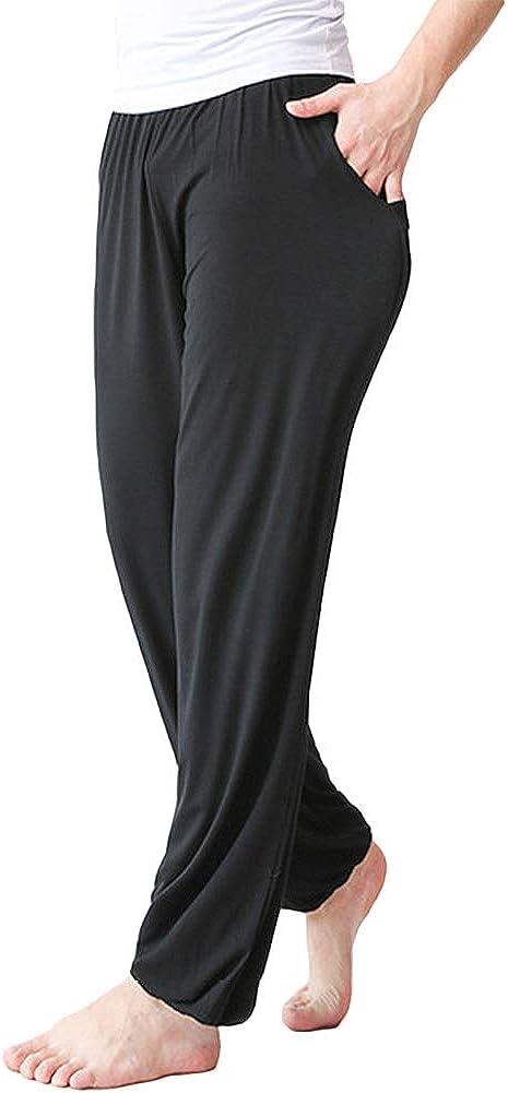AvaCostume Men's Lightweight High material Loose Yoga Waist Moda Pants Elastic Nashville-Davidson Mall