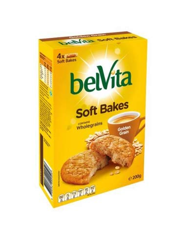 Belvita Golden Oats Soft Bakes 200gm