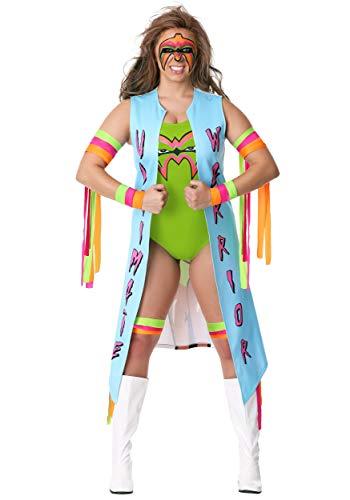 Women's Ultimate Warrior Costume Large