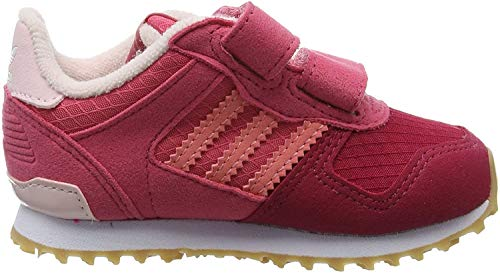 adidas Unisex Baby Zx 700 Cf I Sneaker, Pink (Craft Pink/Ray Pink/FTWR White), 24 EU