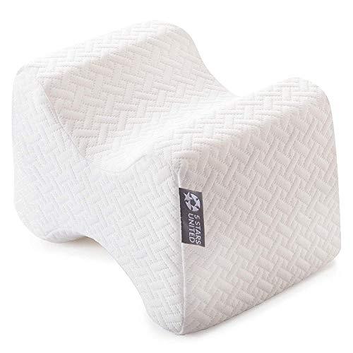 HMJ Seitenschläfer schrumpfen Memory Foam Schlafbein Kissen-stützen die Wirbelsäule, um Schmerzen zu lindern