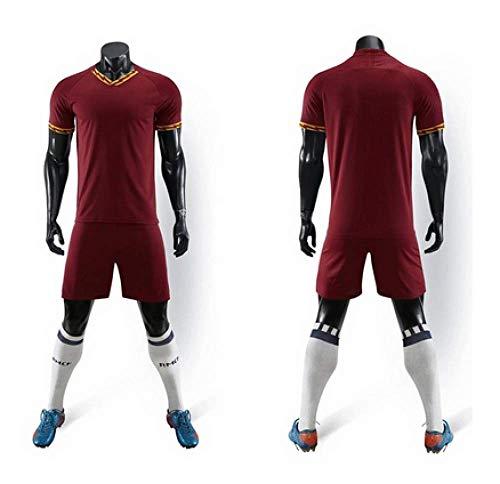 XIAOL nieuwe voetbalshirts matpakken voetbalshirts trainingspak looptrainingspak kunnen zijn
