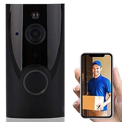Home WiFi Video Smart Wireless Security Doorbel...
