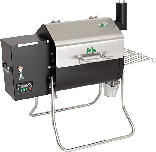 GMG Pelletgrill Davy Crocket