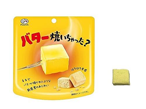 不二家『バター焼いちゃった?』X1箱(8袋)
