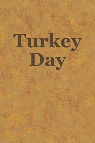 Turkey Day: Thanksgiving Meal Planner, 6