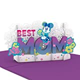 Lovepop Mothers Day Disney's Minnie Mouse Best Mom Pop Up Card