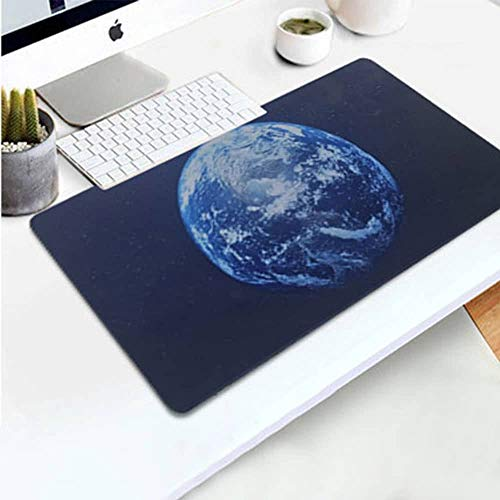 Desk Gaming and Office Mouse pad for Computer, Home and Decor. Keyboard for Table, Laptop Desk, Computer Desk, Gaming pc, Great for Gaming Mouse Extended Mouse pad Durable Anti Slip, Water Resistant Photo #4