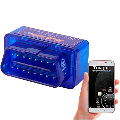 Scanner Bluetooth Automotivo para celular Android versão 2.1