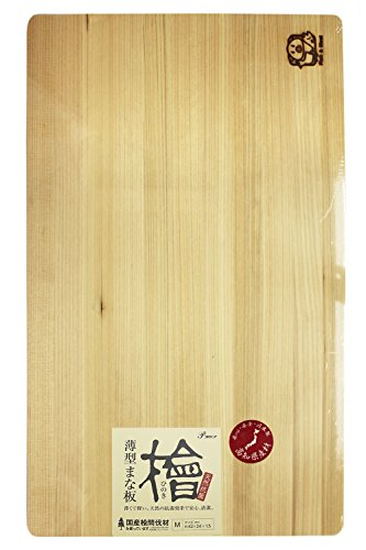 Natural Kihinoki cutting board M